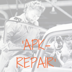 APK, repair - strippenkaart