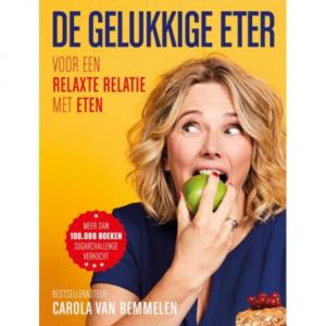 Boek De gelukkige eter