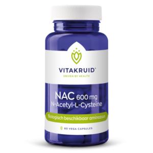 NAC N-Acetyl-L-Cysteïne