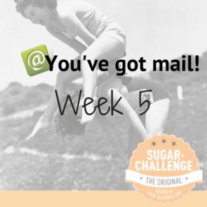 Daily week 5