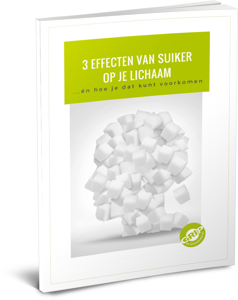 eBook 3 effecten van suiker op je lichaam
